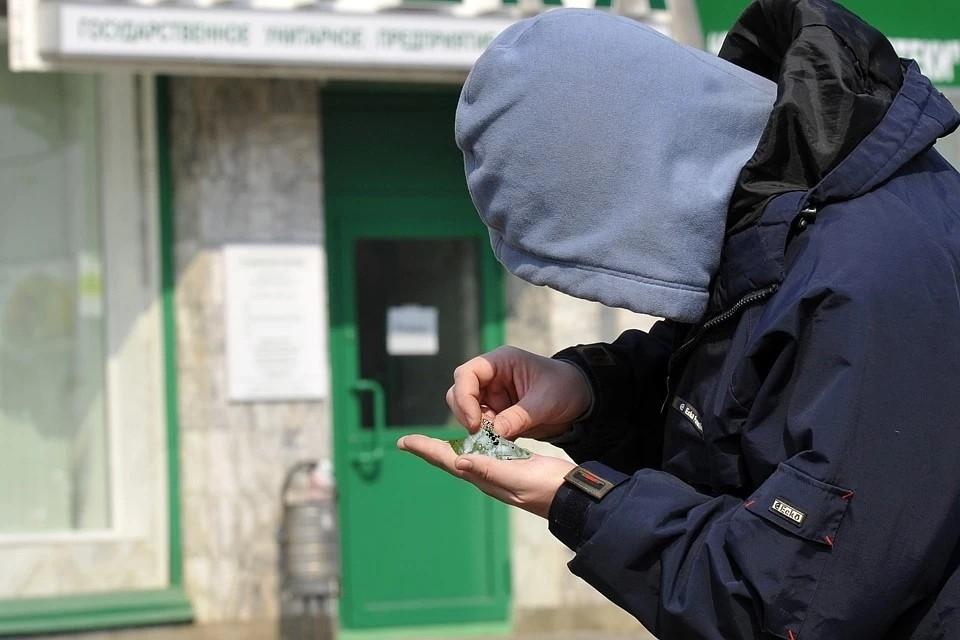 Опасный наркотик пока продают в открытом доступе
