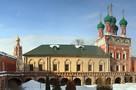 В Москве мужчина с ножом напал на служителей монастыря