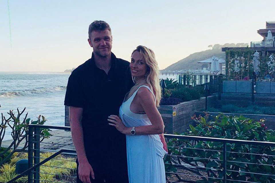 Бывшая жена Андрея Григорьева-Апполонова вышла замуж за баскетболиста Андрея Зубкова