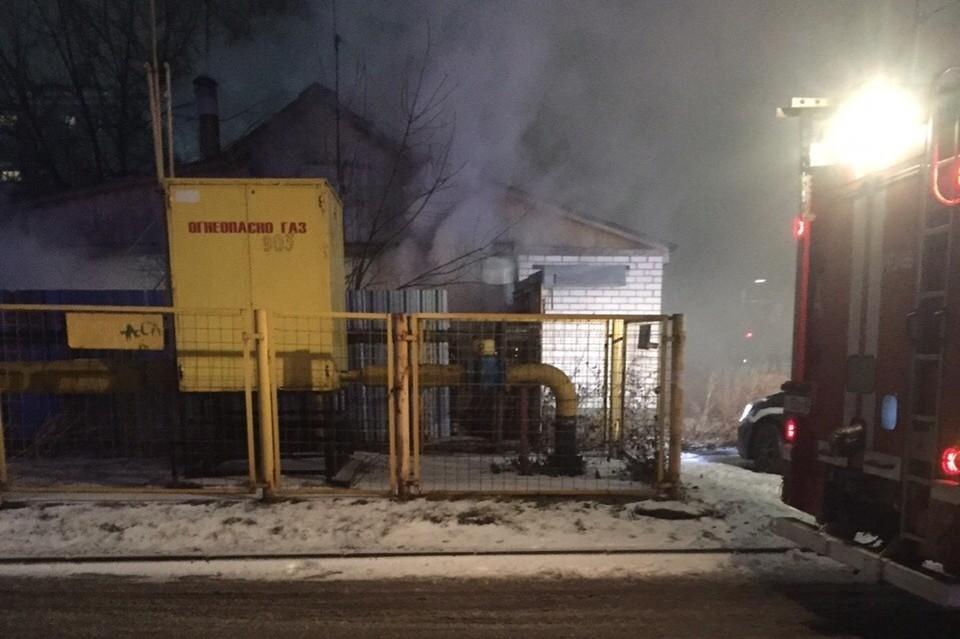 Два человека погибли на страшном пожаре в Канищеве.