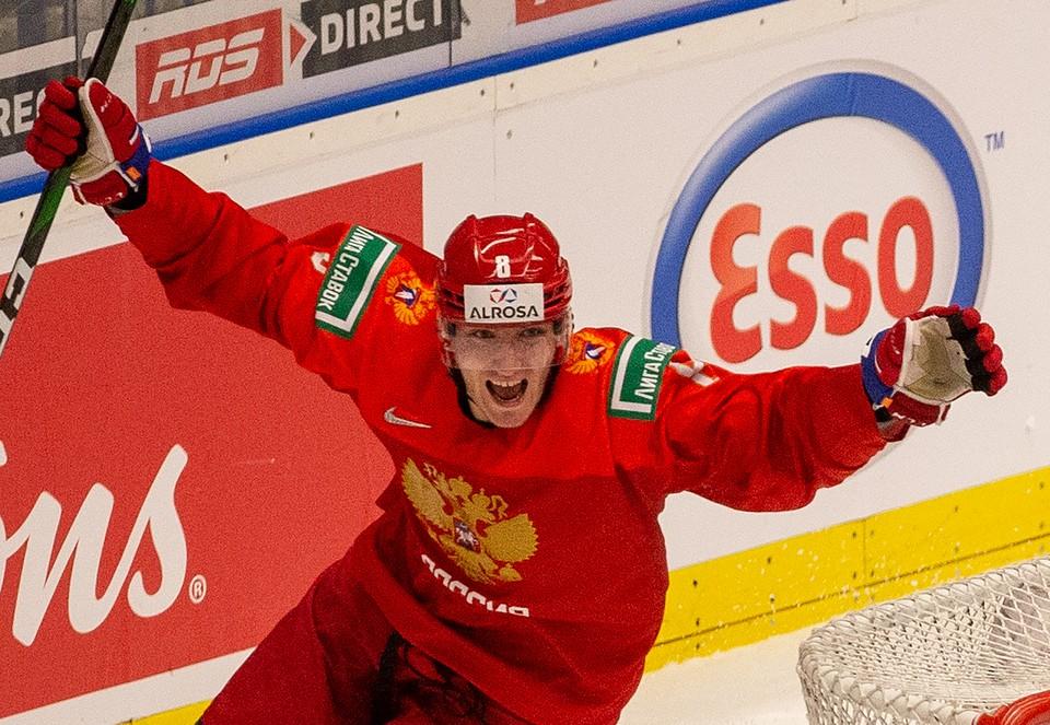 Россия будет биться с Канадой за победу в финале МЧМ-2020.