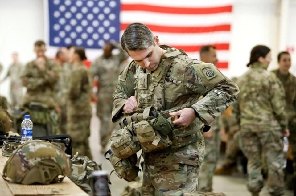 Ирак сообщит послу США о высылке американских войск