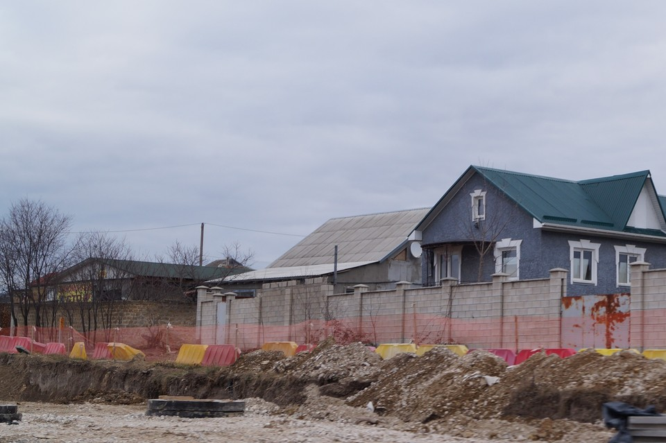 Строительство трассы «Таврида» в разгаре