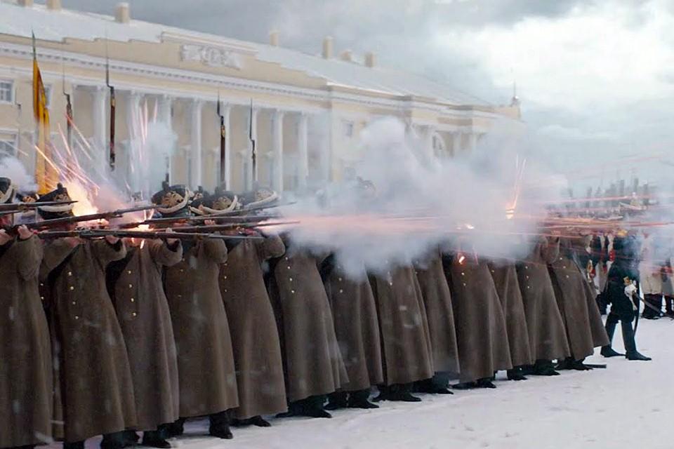 «Союз спасения» о восстании декабристов, скорее всего, последний фильм для старшего поколения, заканчивавшего еще советскую полновесную школу