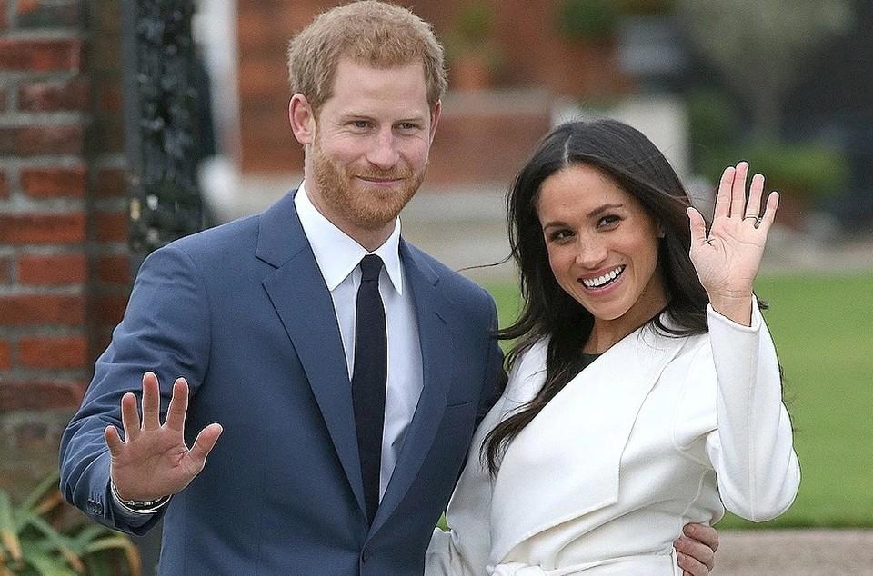 Гарри и Меган объявили о желании покинуть Великобританию
