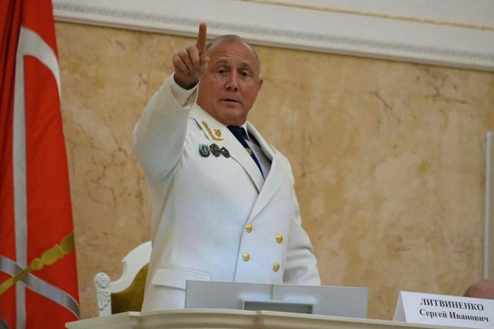 Прокурор Петербурга Сергей Литвиненко рассказал о снижении числа убийств