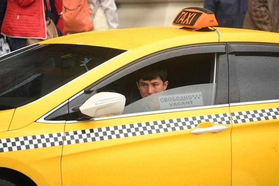 Таксистов-мигрантов в Прикамье больше не будет?