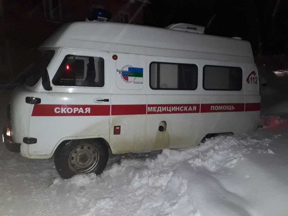 Фото из группы Сыктывкарской станции скорой медицинской помощи