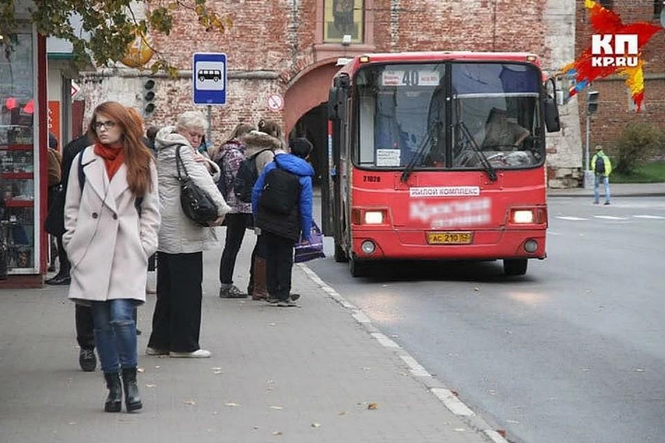 Новые терминалы оплаты проезда в нижегородских автобусах адаптируют для транспортных карт.