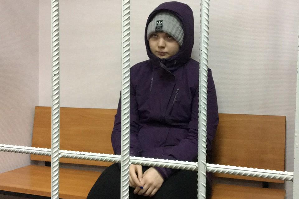 Погарченко просила судью, чтобы в случае домашнего ареста ей позволили посещать учебу.