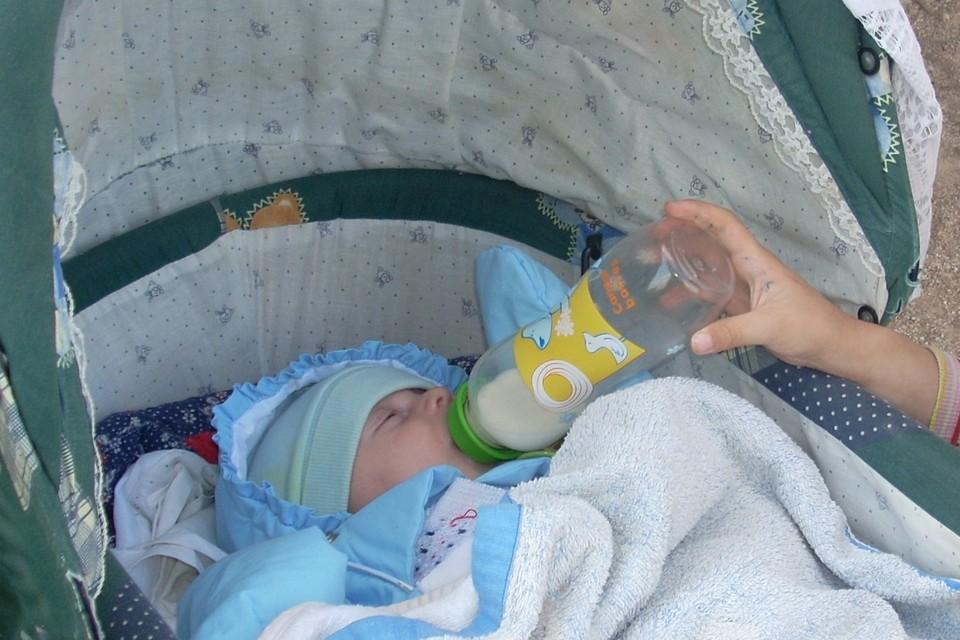 Яслей для малышей с 2 месяцев в Крыму не существует. Фото: Архив КП
