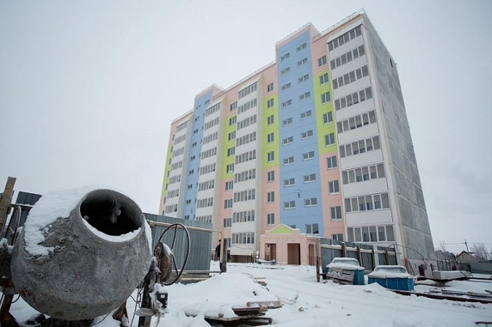 Сургутский район перевыполнил планы по вводу жилья