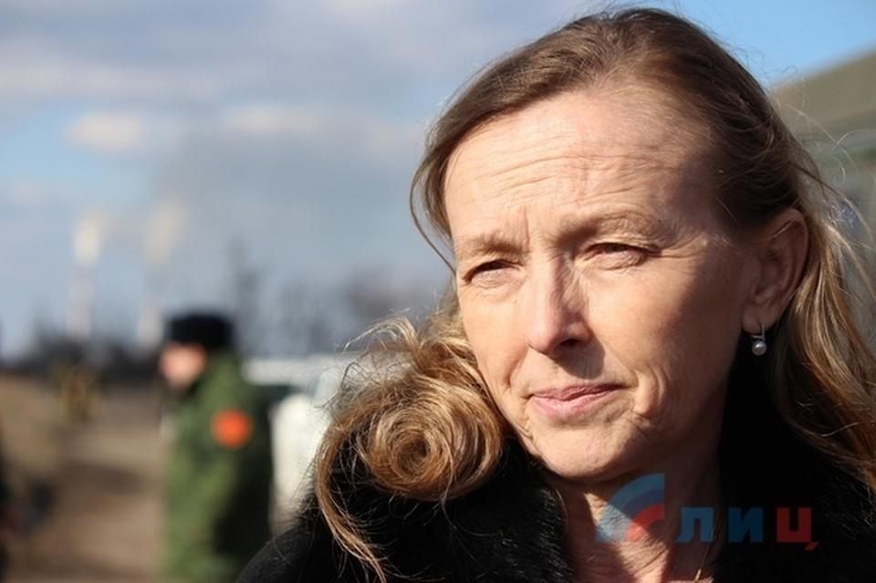 Кобцева: Киев сорвал обсуждение вопроса по обмену пленными. Фото: ЛИЦ