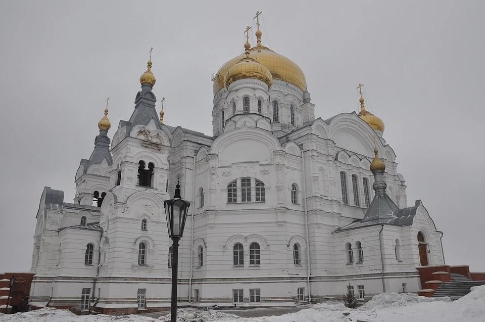 В Белогорский монастырь на Крещение могут приехать все желающие.