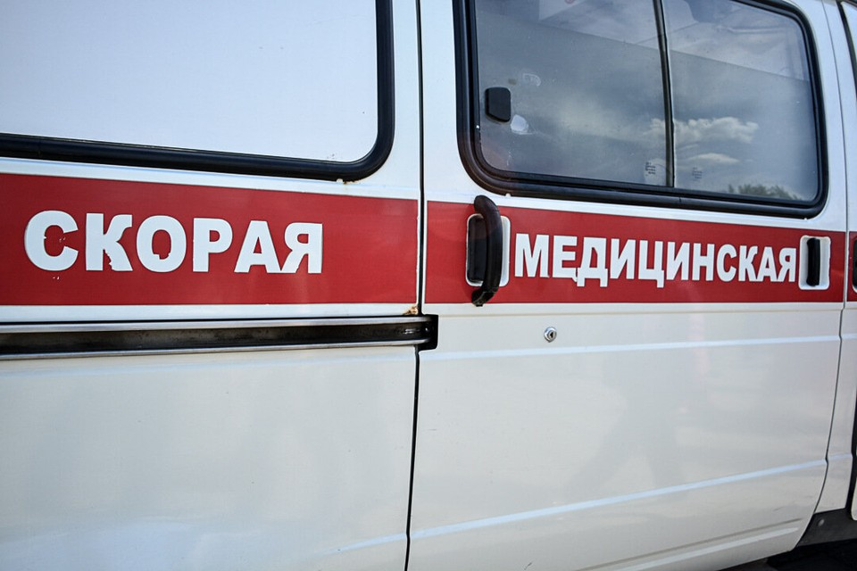 Троих человек отправили в больницу с ожогами