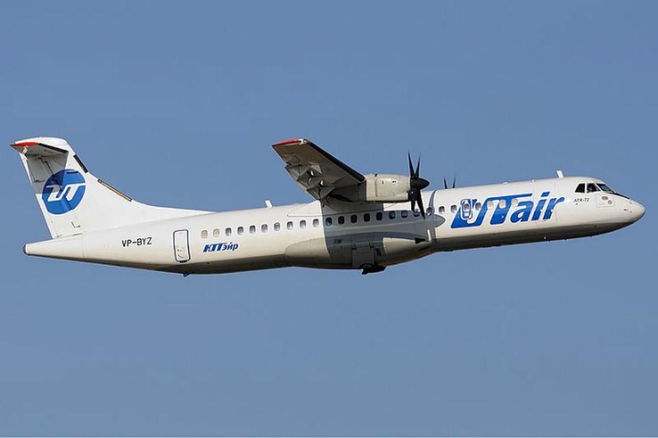 Пассажиры улетели в Сочи на резервном самолете. Фото: Konstantin Nikiforov, источник: wikipedia.org