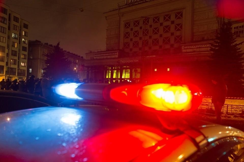 Инспекторы ГИБДД совместно с полицейскими пытаются найти водителя, который сбил мужчину на КАД и тут же скрылся.