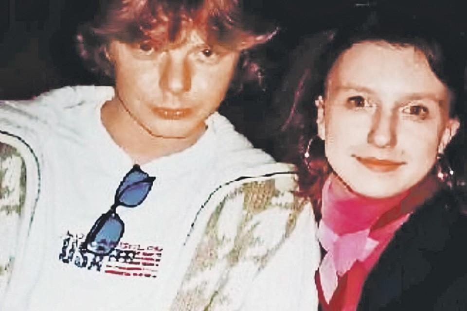Леся познакомилась с Андреем еще школьницей - ей было 17 лет. Фото: Личный архив