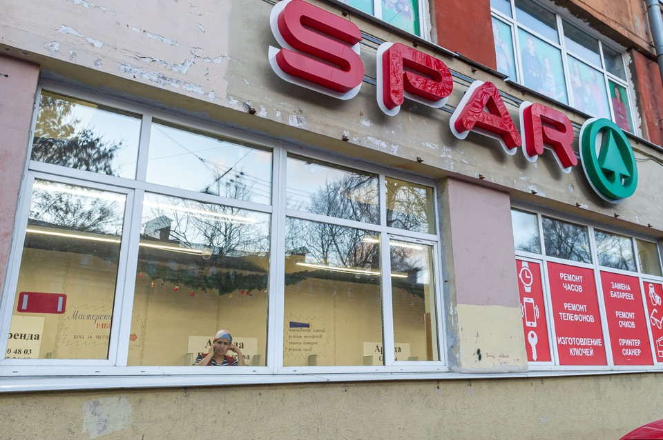 К владельцам петербургских Spar подали новые иски.