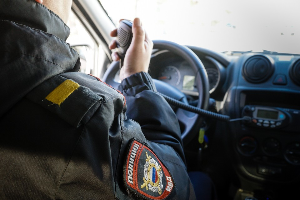 """Полицейские сразу объявили план """"Перехват"""", но машину до сих пор не нашли"""