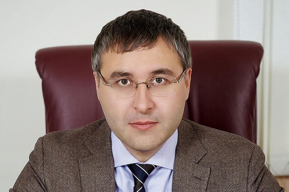 Министр образования и науки РФ Валерий Фальков. Фото wikipedia.org
