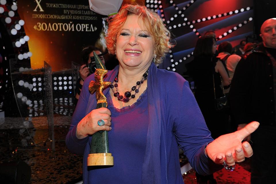 Валентина Талызина день рождения отметит в Кисловодске