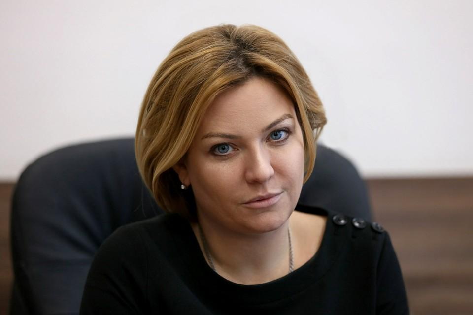 Новый министр культуры Ольга Любимова.