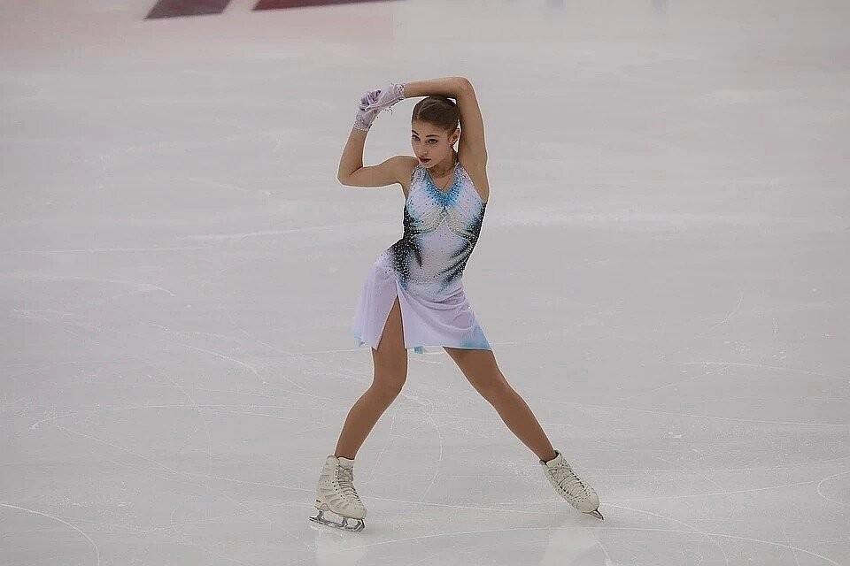 Алена Косторная заявила тройной аксель