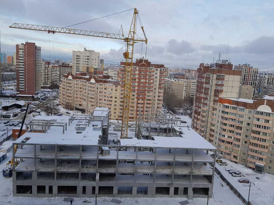 строительство школы гимназии №35
