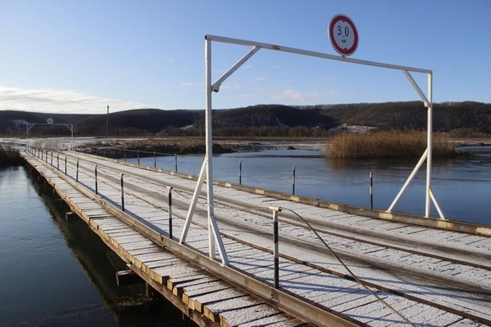 Благодаря программе «Инцидент менеджмент» отремонтирован Симоновский мост Валуйского городского округа. Фото пресс-службы администрации Валуйского городского округа
