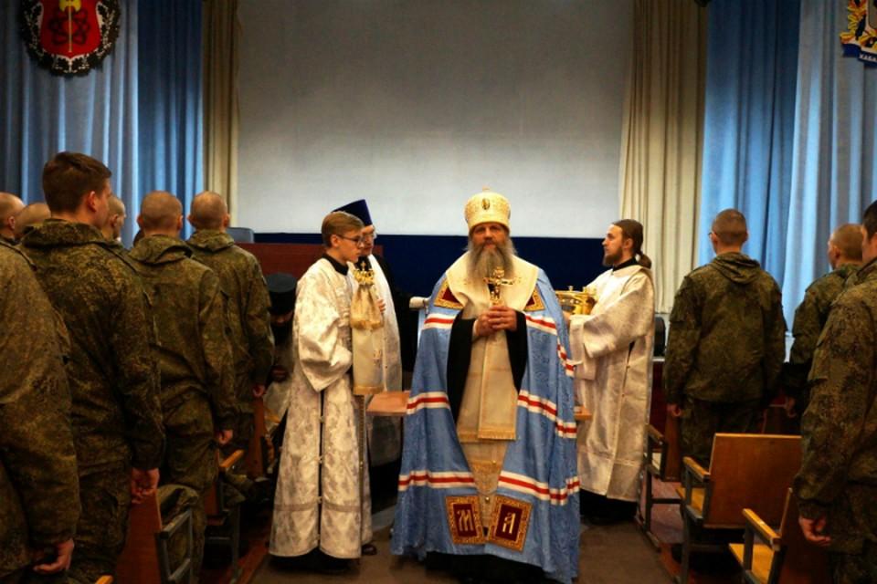 В военной части в Хабаровском крае построят православный храм