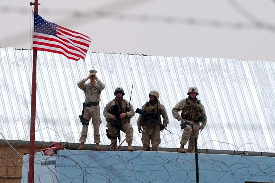 Отстаивая террористов в Идлибе, американцы защищают возможность собственного пребывания в Сирии.