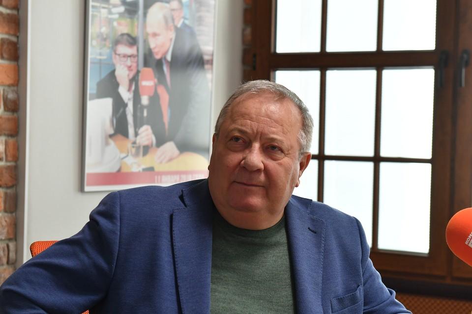 Экс-прокурор Российской Федерации Юрий Скуратов
