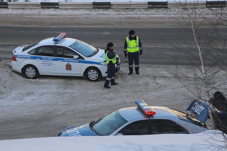 Только за час полиция нашла 6 нарушителей