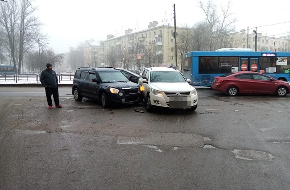 В ДТП пострадал четырехмесячный ребенок Фото: УГИБДД России по Тверской области