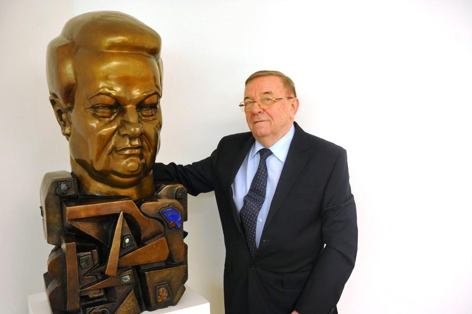 Владимир Шевченко вспоминает о Ельцине.