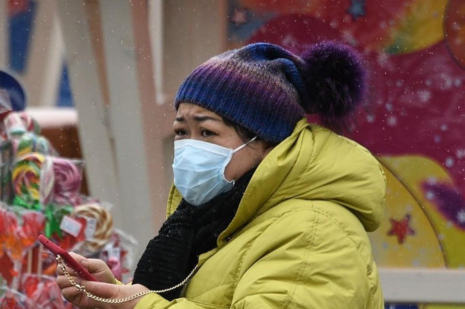 Семья заболевшего коронавирусом китайца в Забайкалье госпитализирована