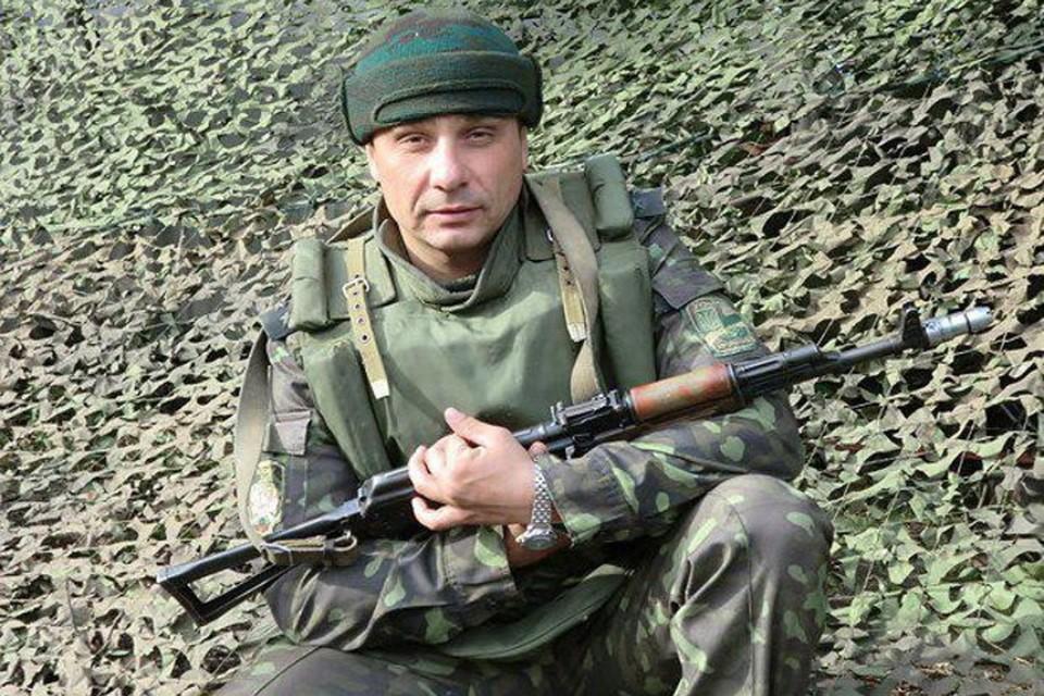 Дмитрий Кащенко теперь «прославился» не только жестокими обстрелами Горловки. Фото: Личный архив Дмитрия Кащенко
