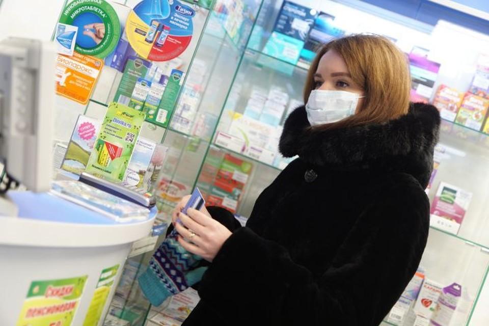 В ряде аптек Екатеринбурга медицинских масок нет уже несколько дней.