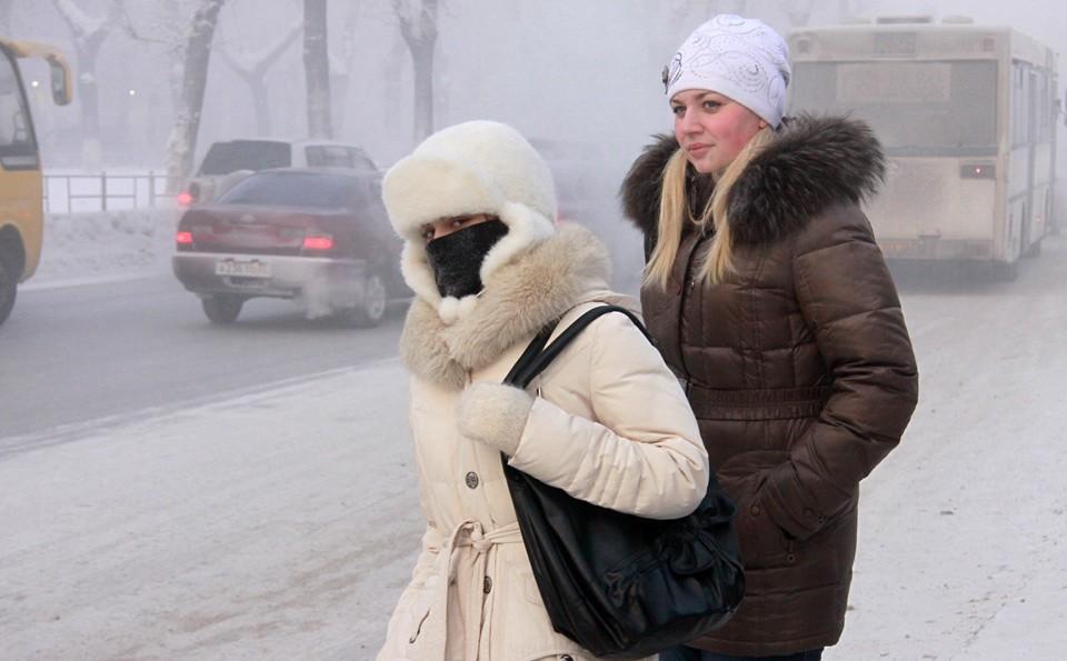 Москве наконец-то начнет холодать.