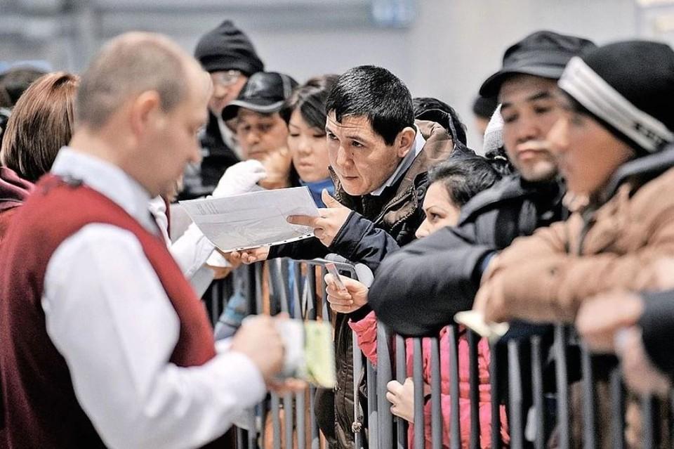 Из Челябинской области за пределы Государственной границы РФ выдворена очередная партия мигрантов.