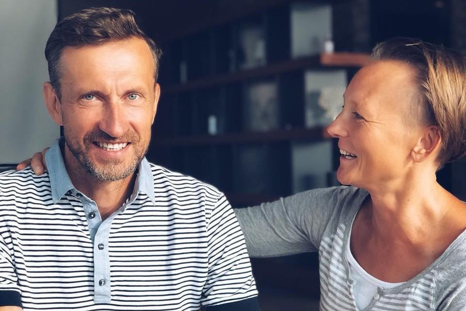 Сергей и Милена Ильины.