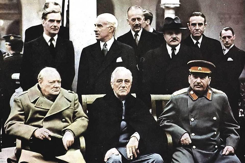 Президента США Рузвельта тайно убили за дружбу со Сталиным?