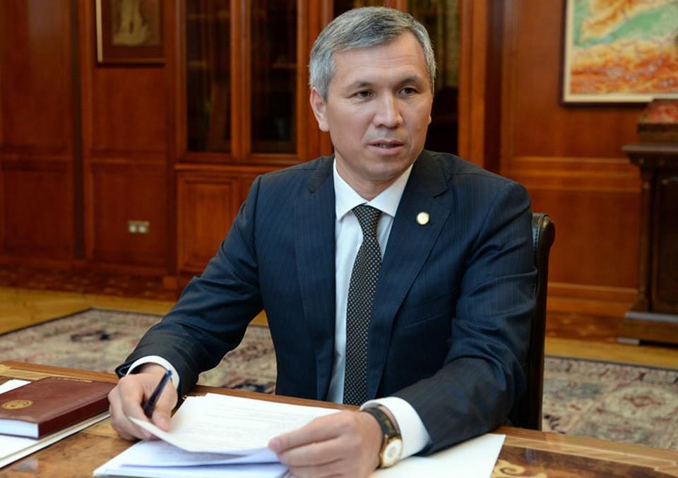 Акрам Мадумаров - кандидат на пост вице-премьера по силовому блоку.