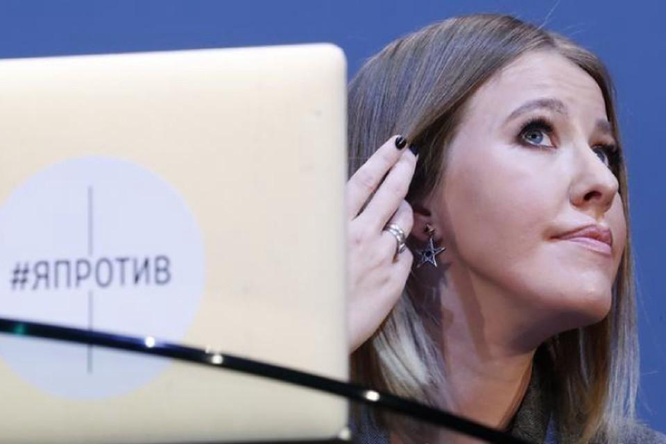 """Я не хожу к людям, которых не уважаю"": Захарова отказалась идти на ток-шоу Собчак"