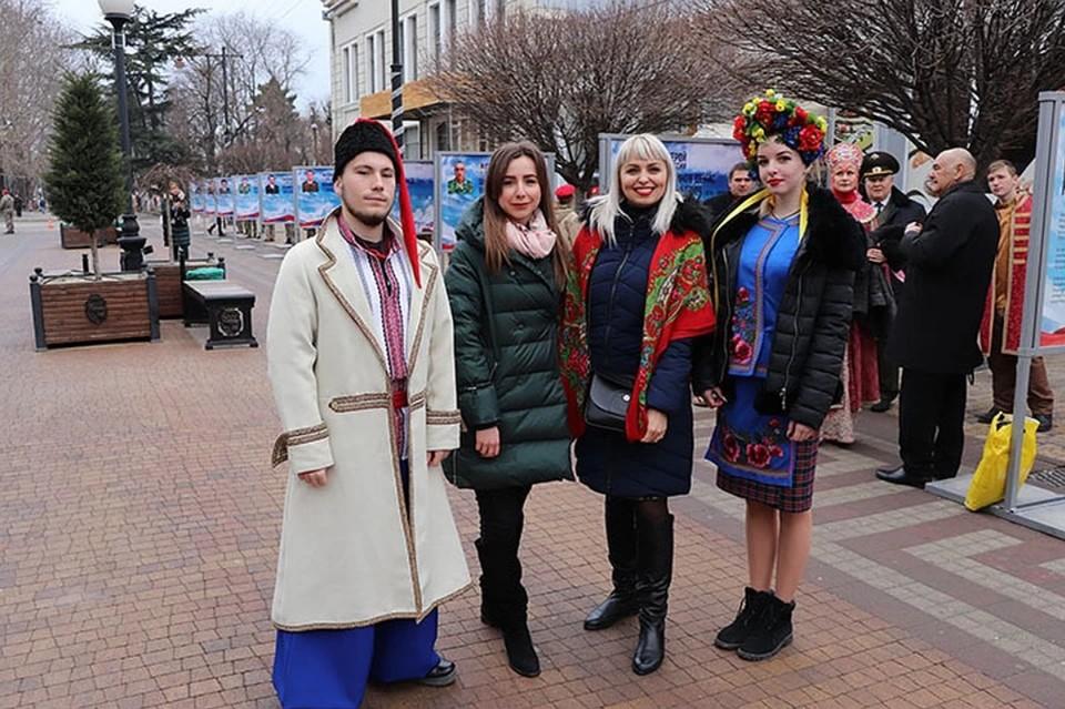 Глава украинской общины посоветовала президенту Украины сосредоточиться на проблемах страны. Фото: Анастасия Гридчина