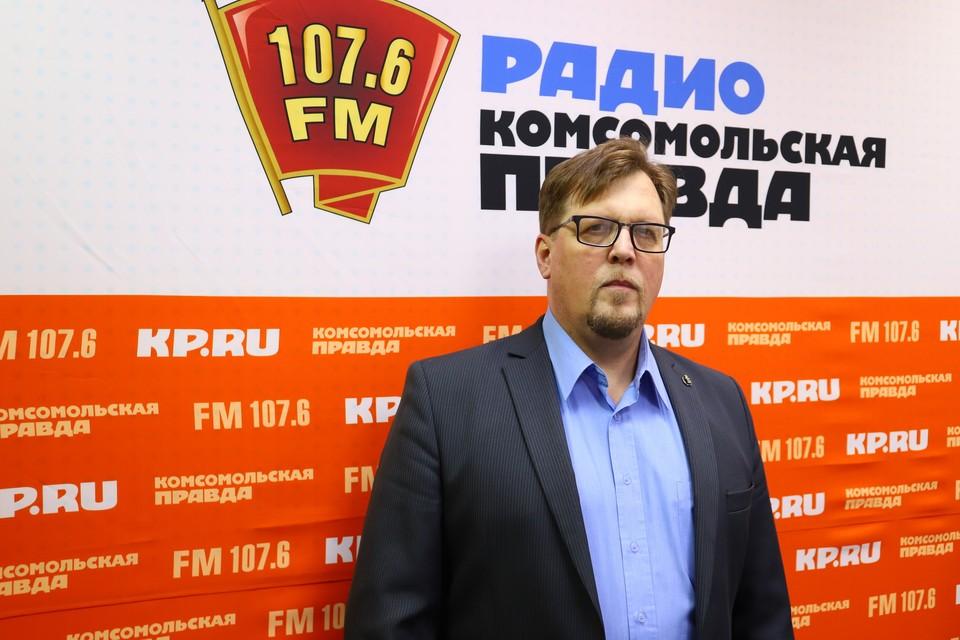 Адвокат, кандидат юридических наук Сергей Шлык