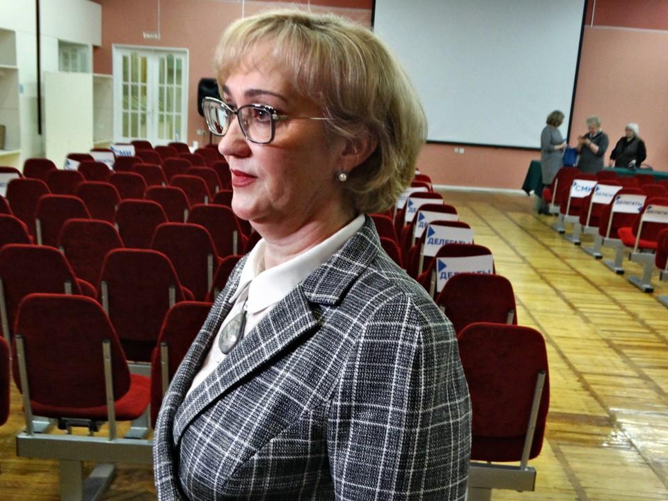 Ольга Сотникова стала главой опорного вуза Коми