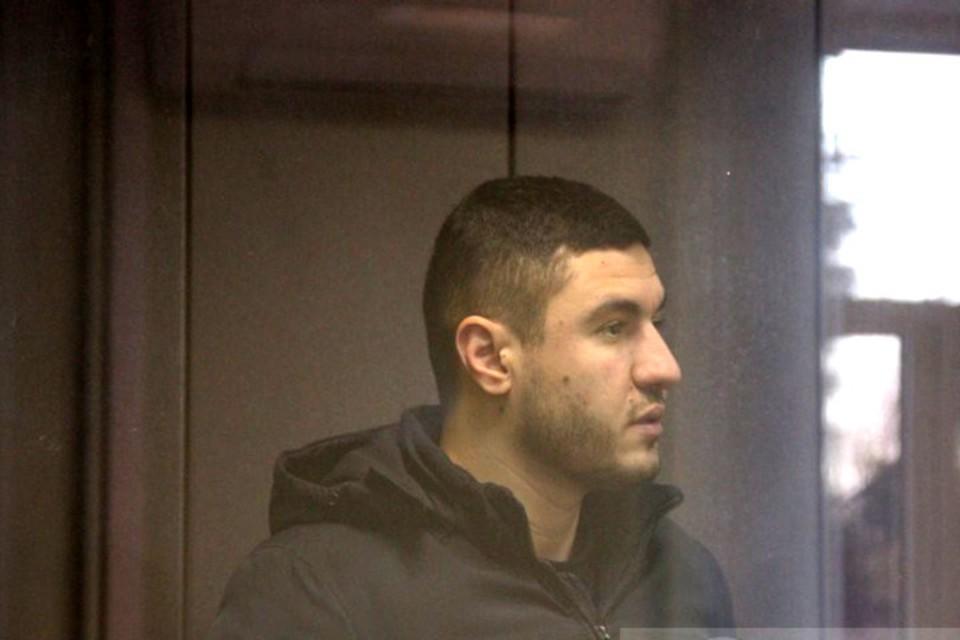 Эмиль Байрамов на суде. Фото: ТИА