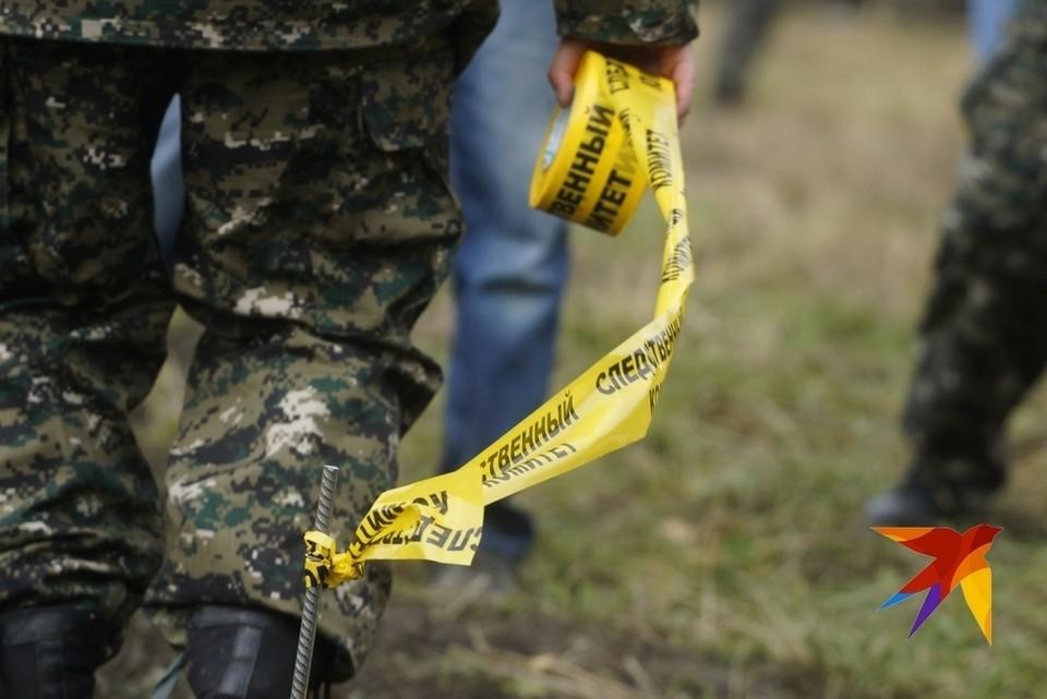В болотах Сараевского района нашли костные останки человека.